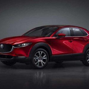 Mazda CX-30 прошла тест Euro NCAP