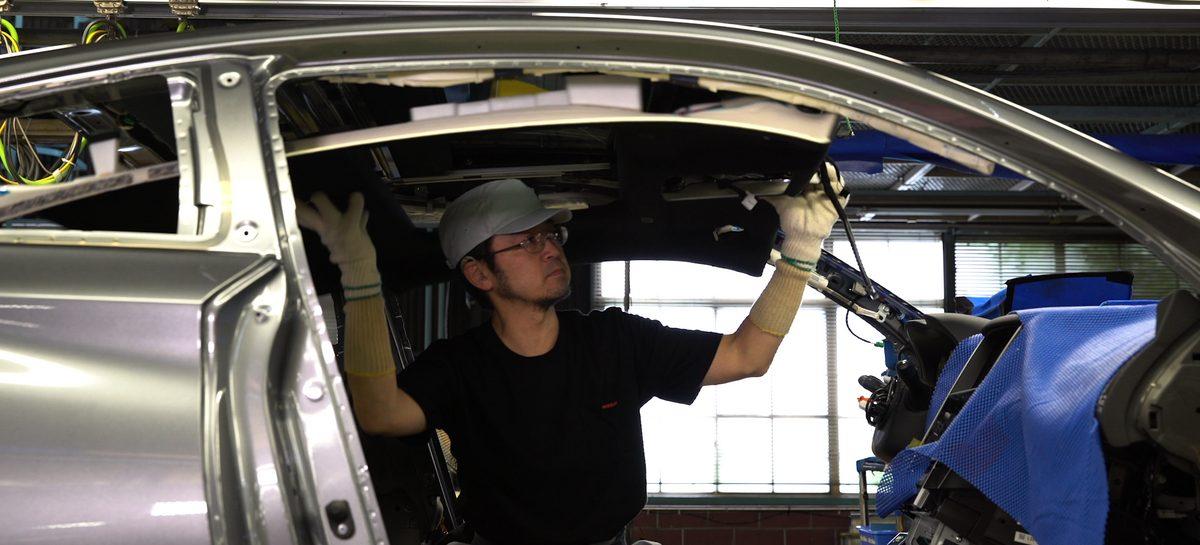 Компания Nissan запускает новые технологии, инвестируя в производство 33 млрд. йен