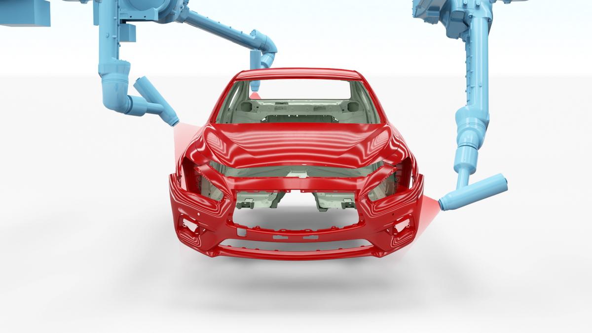 Nissan запускает новые технологии