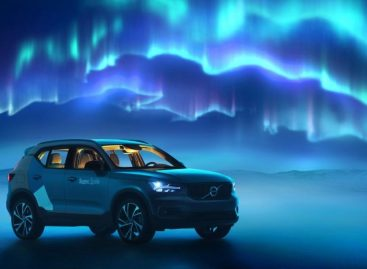 Кроссовер Volvo XC40 появился в каршеринге «Яндекса»