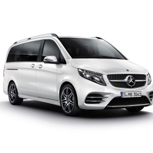 Mercedes-Benz отзывает 150 автомобилей V-Класса
