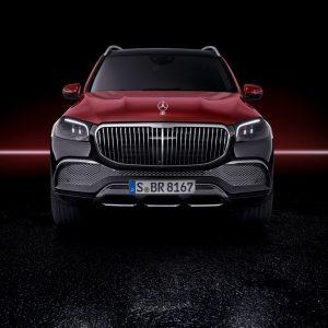 Новый Mercedes-Maybach GLS
