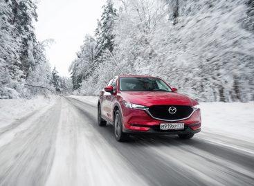 Спецсерия кроссовера Mazda CX-5 стала доступна на российском рынке