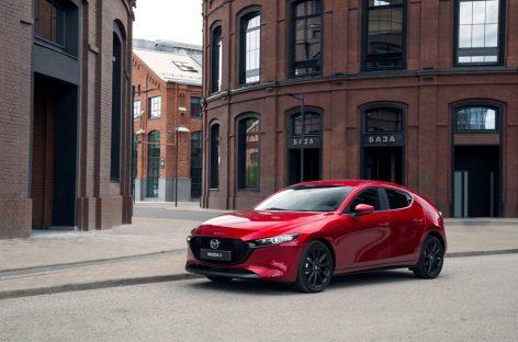 Новый формат тест-драйва Mazda3