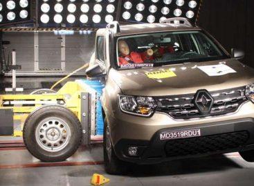 Renault Duster проверили по южноамериканской методике Latin NCAP