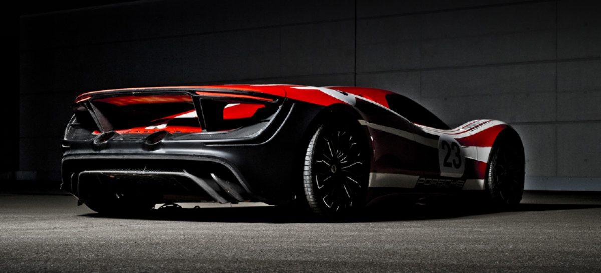 Гиперкар Porsche может получить двигатель от Формулы-1