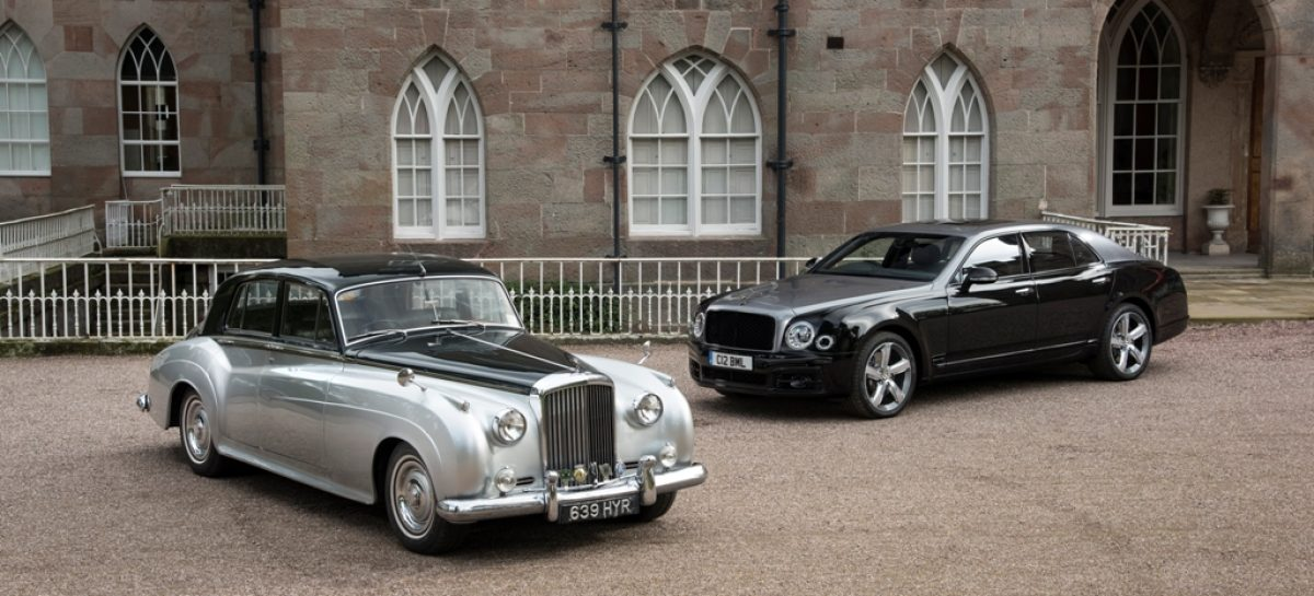Бриллиантовый юбилей легендарного двигателя Bentley V8