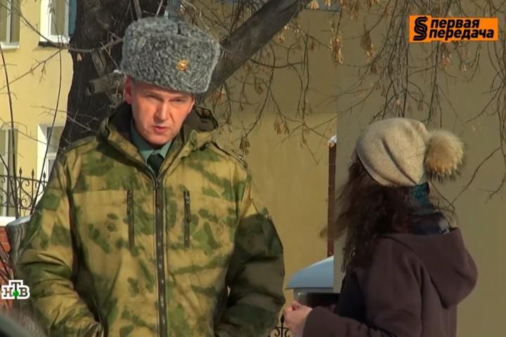 Полковник Александр Васильев