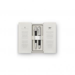 Bentley и Graf von Faber-Castell представляют новую эксклюзивную коллекцию роскошных письменных инструментов