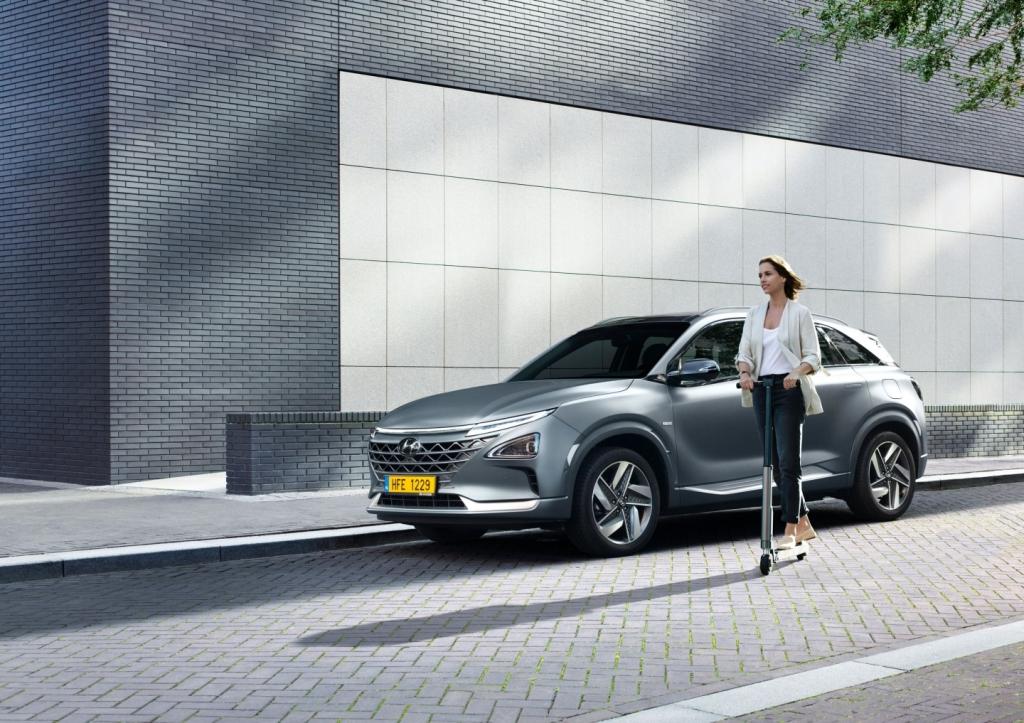 Hyundai Motor Because of you