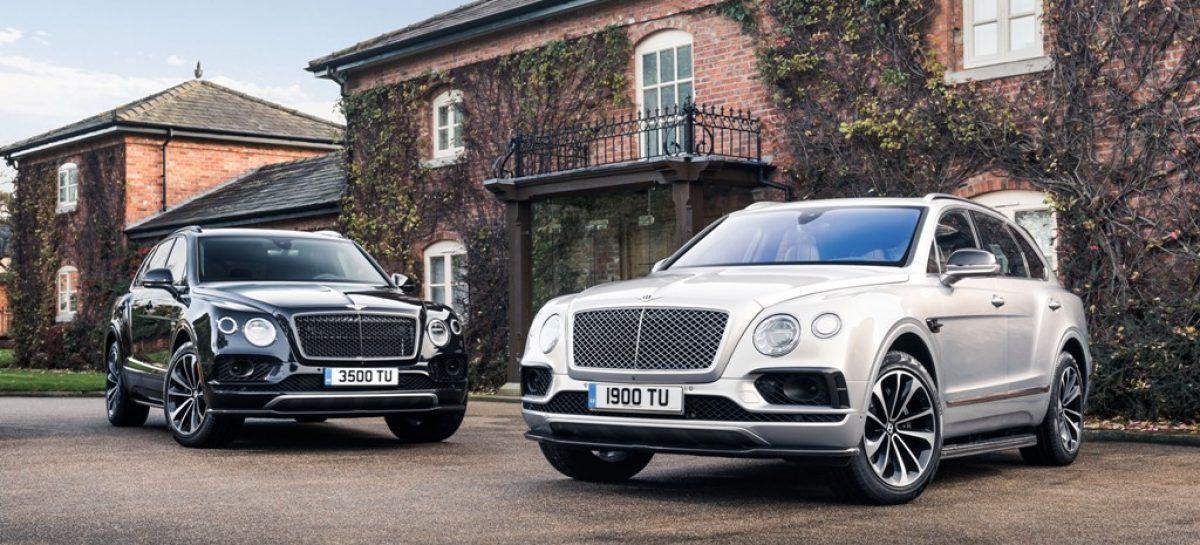 Роскошь выбора: Bentley Bentayga