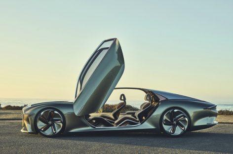 Bentley EXP 100 GT – электрический концепт-кар в честь столетнего юбилея марки