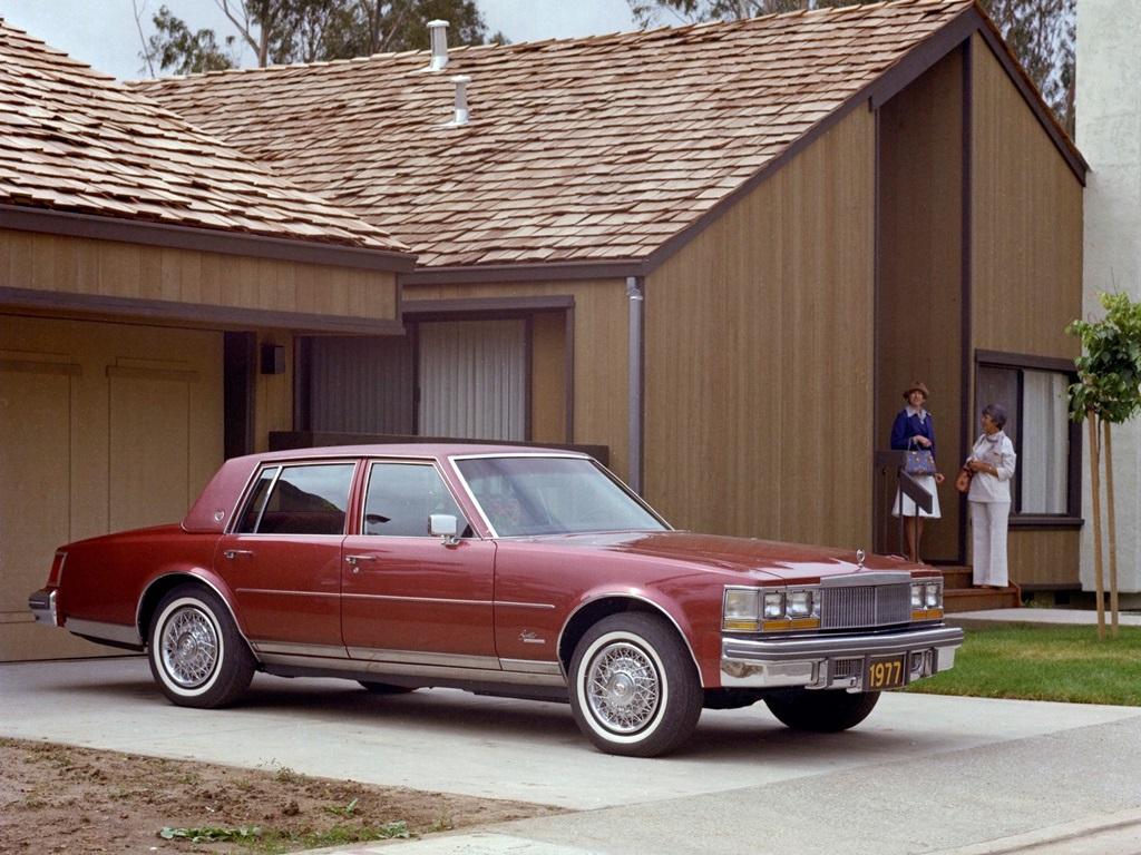 Cadillac Seville 1977