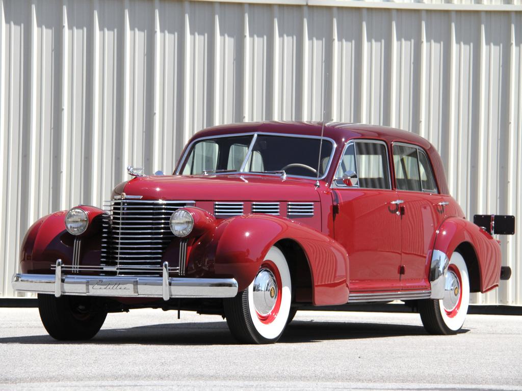 Cadillac Sixty Special Sedan 1938