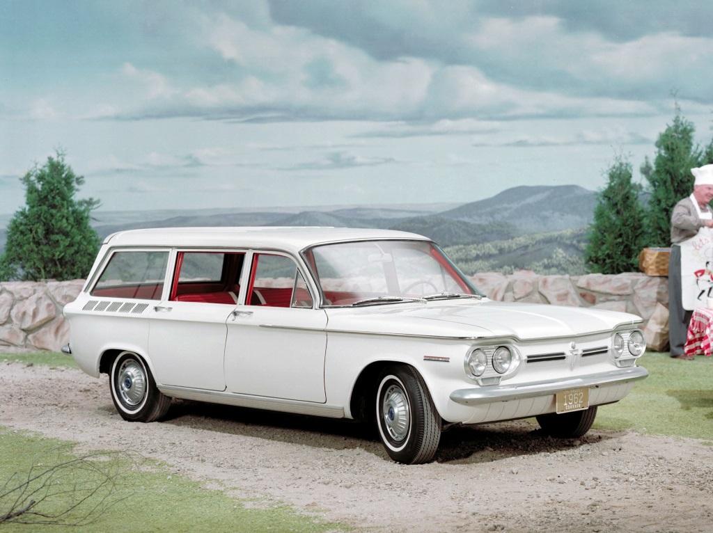 Chevrolet Corvair 700 Lakewood 1962