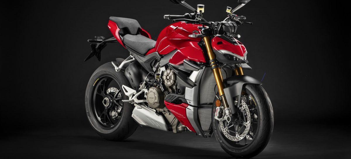 Мотоцикл Ducati Streetfighter V4 завоевал приз зрительских симпатий на мотосалоне EICMA