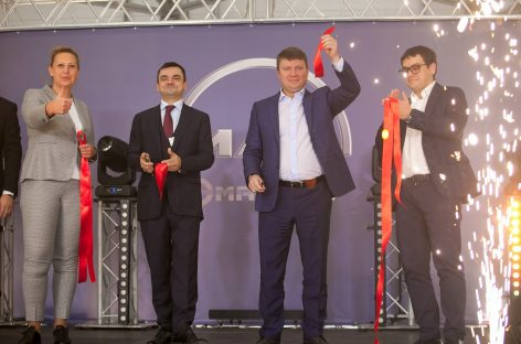 В Красноярске открылся масштабный дилерский центр Man