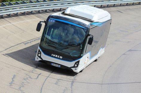 Электробус Iveco E-Way проехал больше 500 км на одной зарядке
