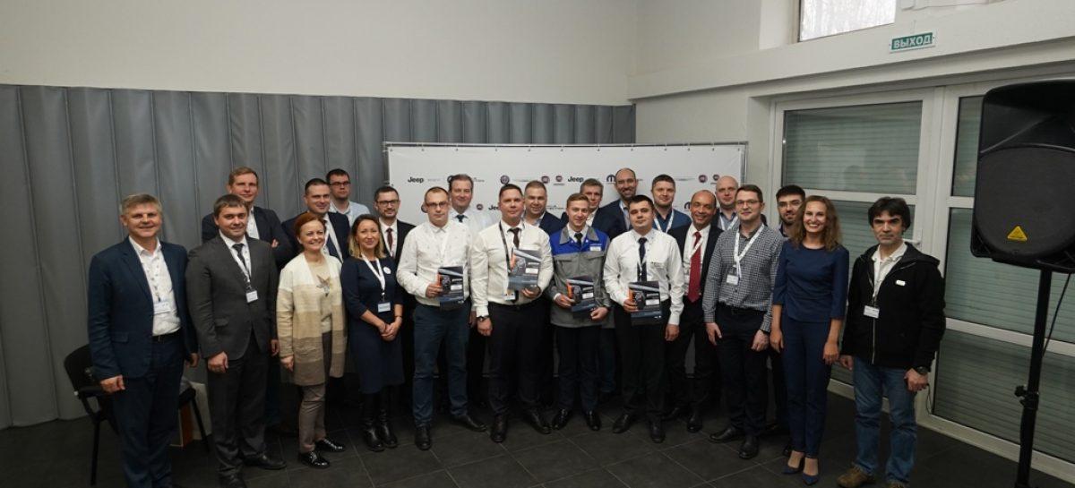 FCA подвела итоги «Всероссийского конкурса мастеров-консультантов Jeep 2019»