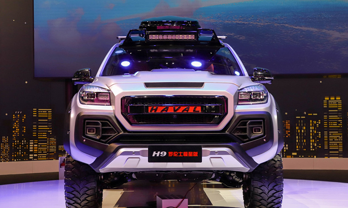 Haval H9 Special Edition
