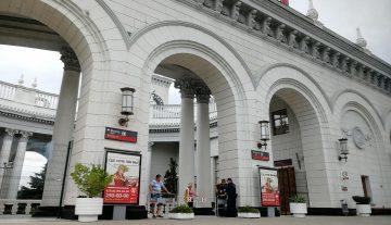 С 14 января по 1 мая 2020 РЖД отменяет пассажирские поезда в сторону Туапсе-Сочи-Адлер
