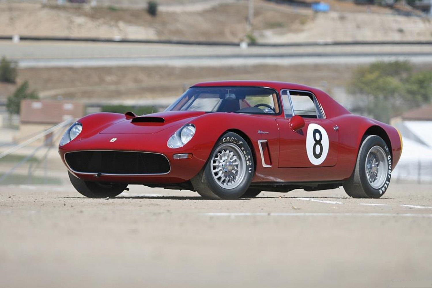 ISO Daytona 6000GT Prototype 1965