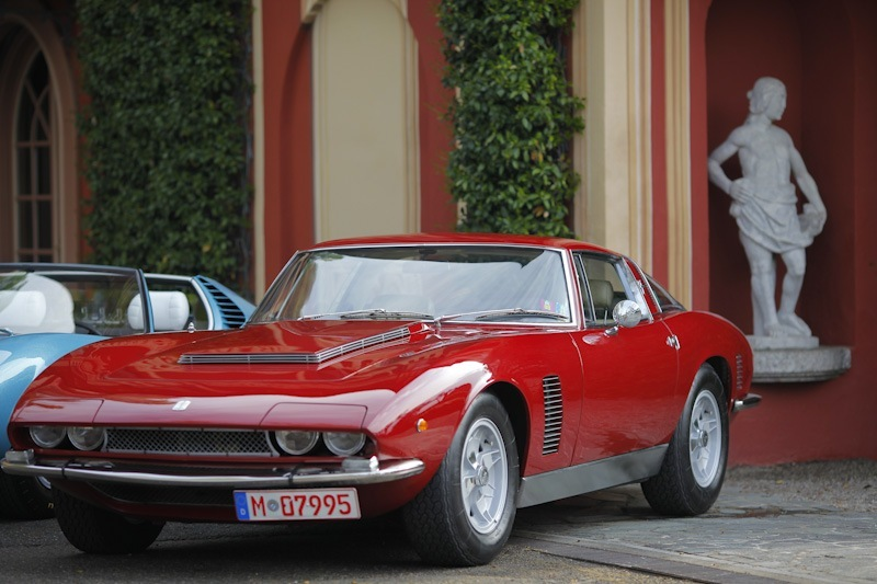 Iso Grifo IR-9 Can Am 1970