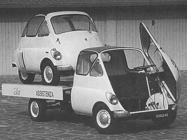 Iso Isettacarro 1954-58