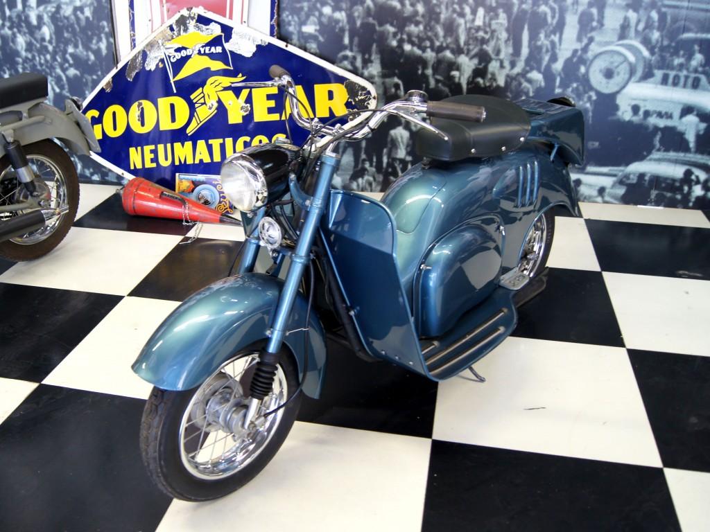Iso Isoscooter 125 cc 1952