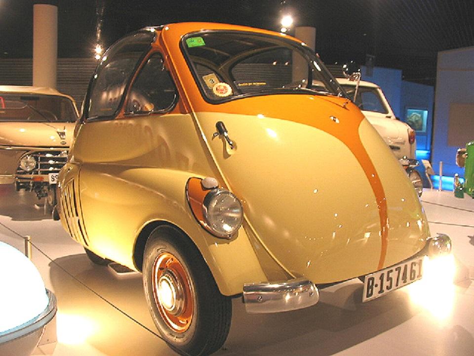 Iso Isetta 1953-58