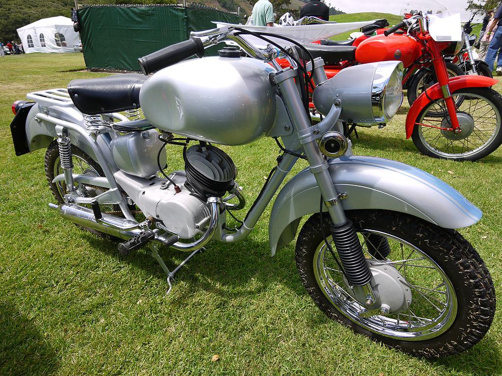Isomoto 125 B 1954-59