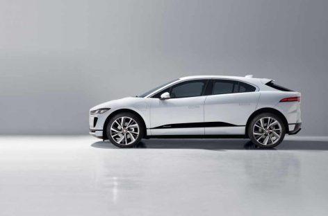 Jaguar I-Pace был назван лучшим среднеразмерным SUV по итогам премии «Золотой руль»