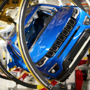 FCA объявил о запуске сборки Jeep Compass в Европе
