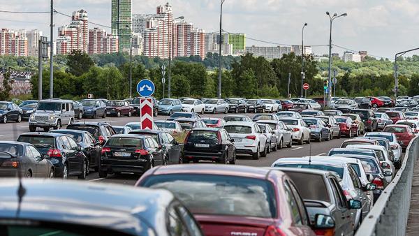 Контроль за всеми транспортными средствами