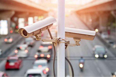 Камеры будут контролировать движение всех автомобилей в ЦФО