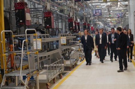 Делегация из Москвы посетила завод Мan в Турции