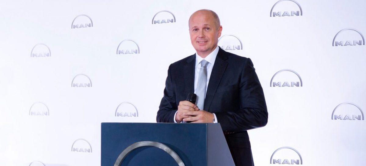 Питер Андерссон покинет пост генерального директора Man Truck and Bus в России
