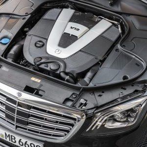 Mercedes-Benz сохранит двигатель V12 на новом S-Class