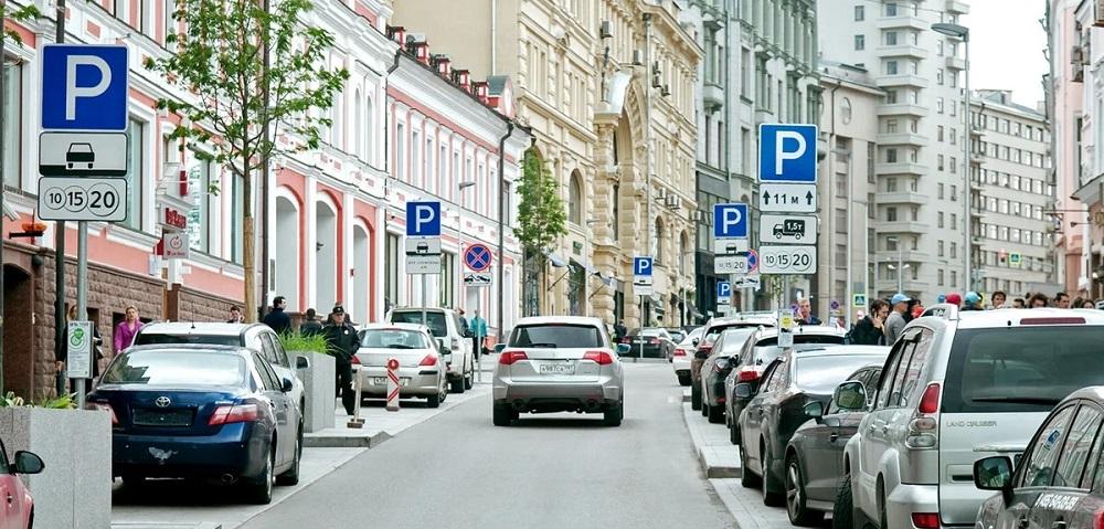 Мобильное приложение для платных парковок в Новосибирске