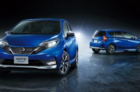 Новый Nissan Note станет 7-местным