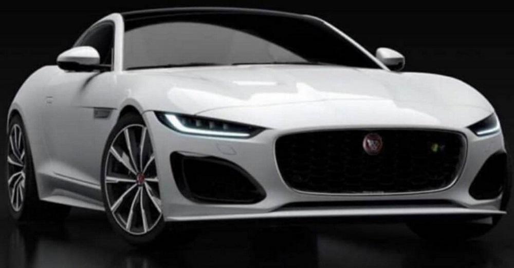 Обновленный Jaguar F-Type
