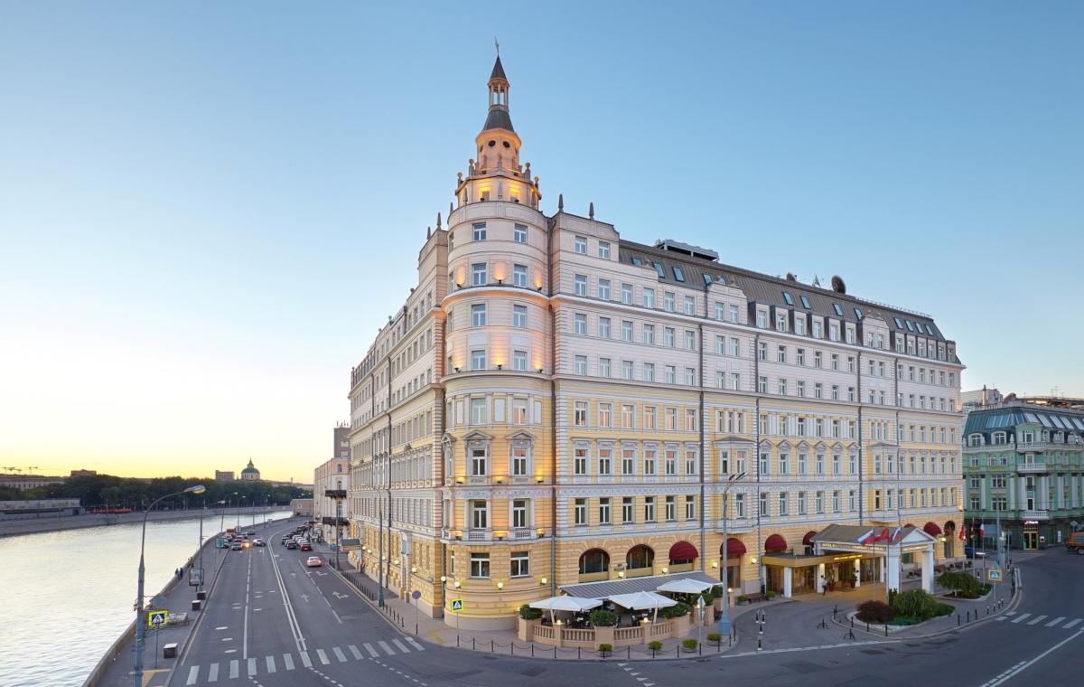 Отель Балчуг Кемпински