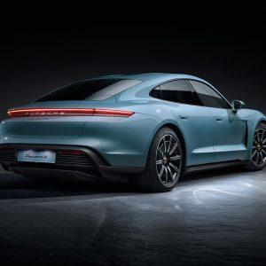 Три премьеры от Porsche на автосалоне в Лос-Анджелесе