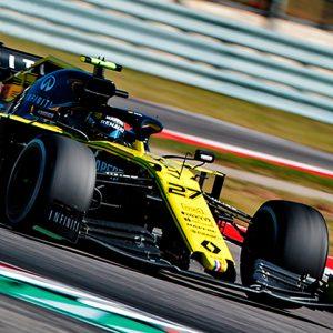 Renault F1 Team заработала 10 очков на Гран-при США