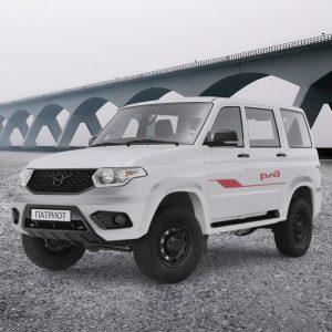 УАЗ начал поставлять для РЖД автомобили с технологией Connected Car