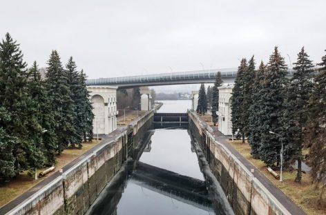 В Москве построили уникальный балочный мост
