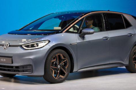 В Германии началось производство электромобилей Volkswagen ID.3