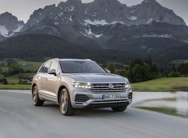 Новый двигатель для Volkswagen Touareg Exclusive