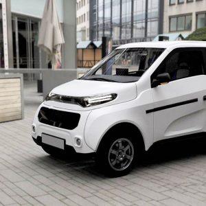 В начале2020 года начнется производство российского электрокара Zetta