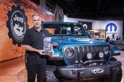 Постоянство успеха – девиз для Jeep Wrangler не только внутри концерна FCA